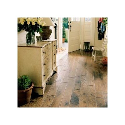 "Virginia Vintage 7"" Engineered Red Oak Flooring in Powderhorn"