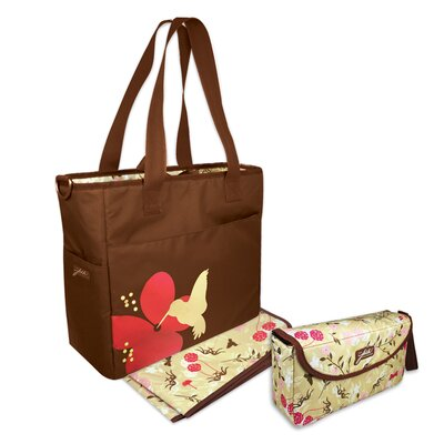 Bumkins Grande Diaper Bag and Clutch Set