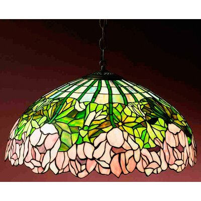 Meyda Tiffany Tiffany Nouveau 3 Light Pendant