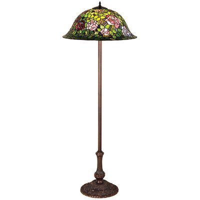 Meyda Tiffany Tiffany Rosebush Floor Lamp