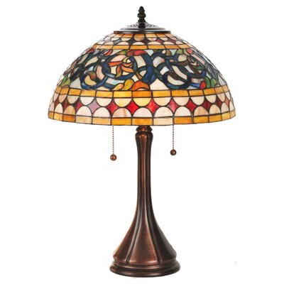 Meyda Tiffany Tavern Table Lamp