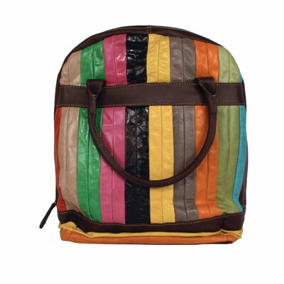 Rainbow Frederique Backpack in Multi