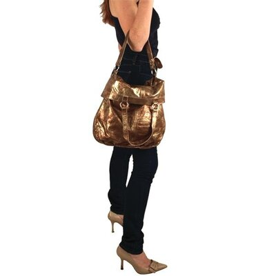 Latico Leathers Art Willow Tote
