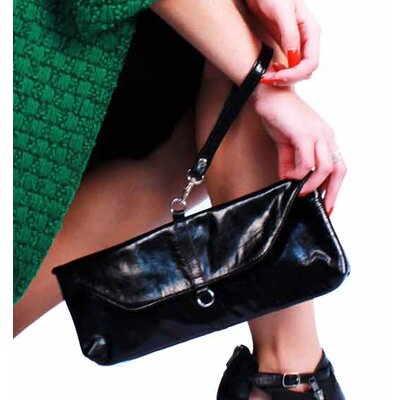 Latico Leathers Art Leah East / West Convertible Clutch Wristlet