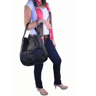 Harris Large Front Pocket Travel Hobo