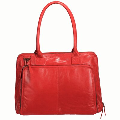 Latico Leathers Gina Mimi In Memphis Slim Porter Laptop Carry Case