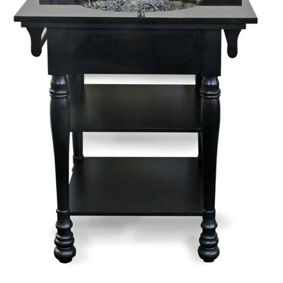"JSG Oceana Chess 30"" Bathroom Vanity Base"