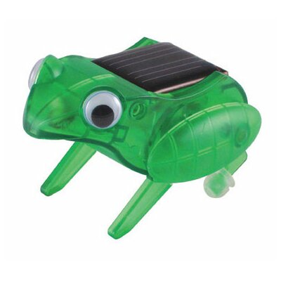 OWI Robots Solar Happy Hopping Frog Kit