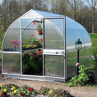 Hoklartherm Riga III Polycarbonate Greenhouse