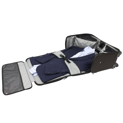 "U.S. Traveler 22"" Carry-On Spinner Garment Bag"