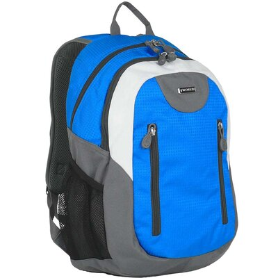 J World Winne Campus Backpack with Laptop Sleeve