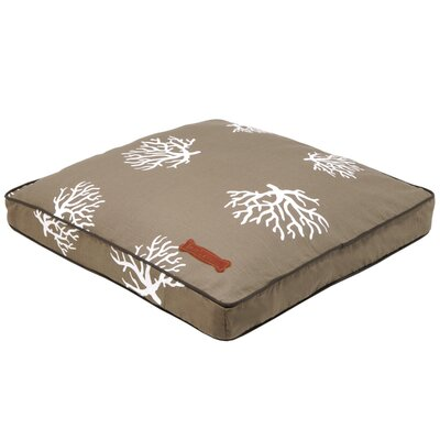 Jax & Bones Reef Rectangular Pillow Dog Bed