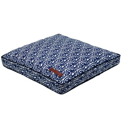 Jax & Bones Waverlee Rectangular Pillow Dog Bed