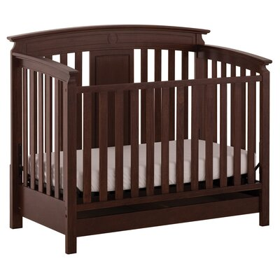 Status Furniture 800 Series Two Piece Crib Set
