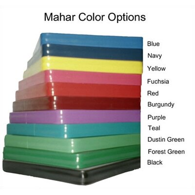 Mahar Cubbie Unit With Letter Slots