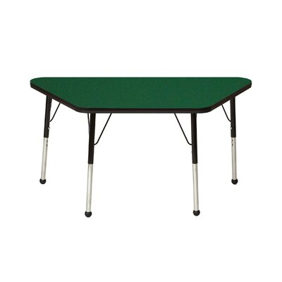 "Mahar 48"" x 24"" Trapezoid Table"