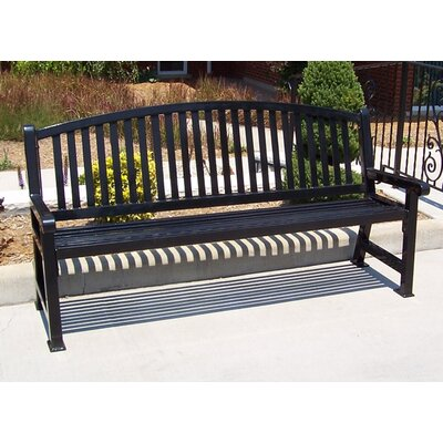 Ultra Play Metal Garden Bench