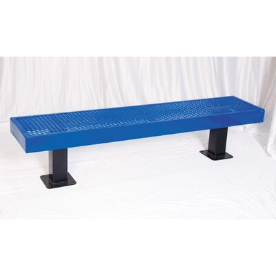 Ultra Play Steel Mall Bench