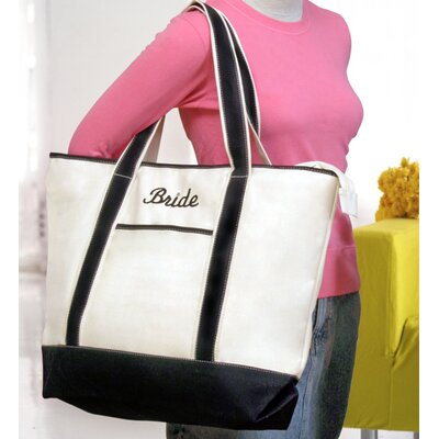 Cathys Concepts Bride's Planning Tote Bag