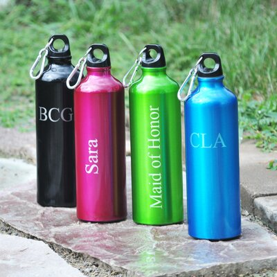 Cathys Concepts Water Bottle in Black