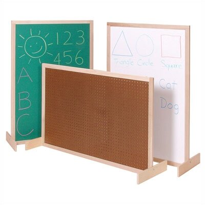 Steffy Wood Products Two-Position Room Dividers