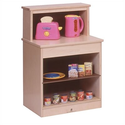 Steffy Wood Products Toddler Hutch