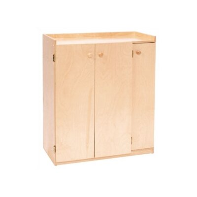 Steffy Wood Products Deluxe Audio Storage Unit