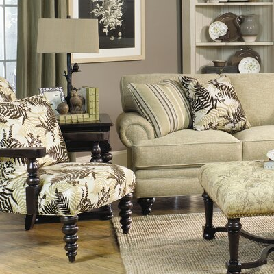 Paula Deen Home Sugar Hill Fabric Arm Chair