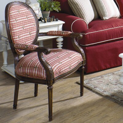 Farmhouse Fabric Side Chair