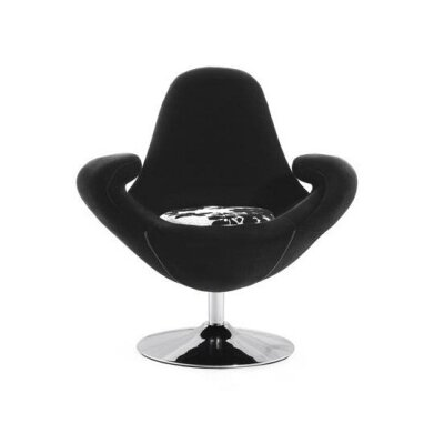 International Design USA Velvet Wing Velvet Side Chair