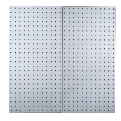 Triton Products Square Hole Pegboards (Set of 2)