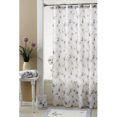 Pergola Polyester Shower Curtain