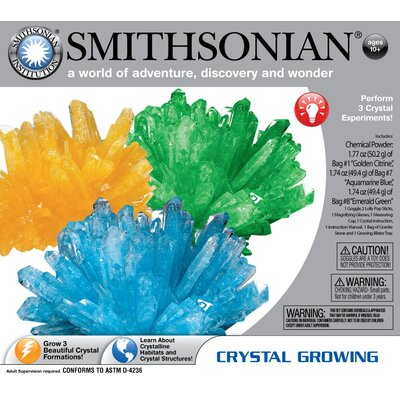 NSI Smithsonian Crystal Growing