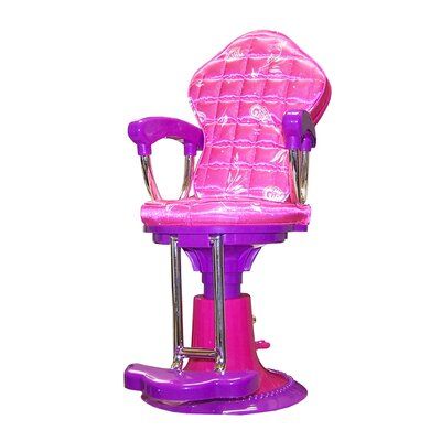 "Molly P. Originals Salon Chair for 18"" Fashion Doll"