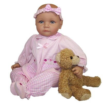Me and Molly P. Wendi Baby Doll with Bear