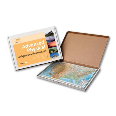 Advanced Physical Deskpad Class Set - United States