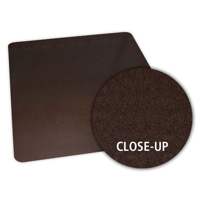 ES Robbins Corporation Bronze Design Chair Mat