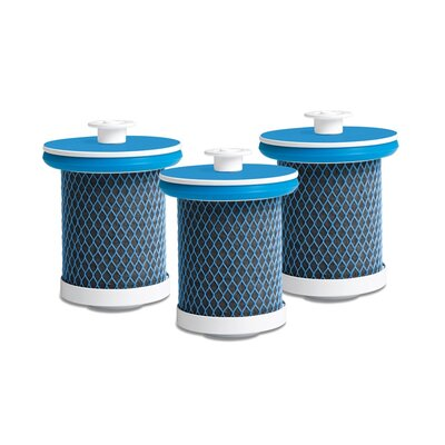 Filter Replacement Cartridge, 400 Gallon Capacity (3 pack)