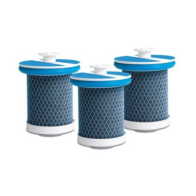 Filter Replacement Cartridge, 250 Gallon Capacity (3 pack)