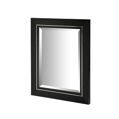 "Xylem Manhattan 34"" x 28"" Wall Mirror"