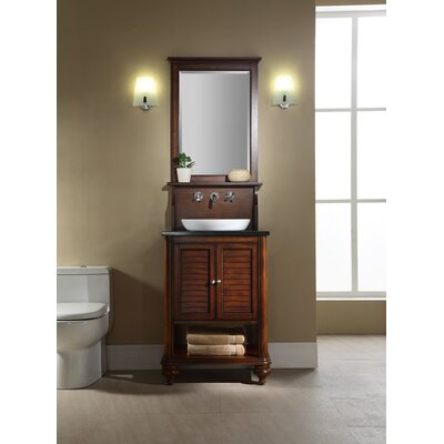 "Xylem Islander 24"" Bathroom Vanity Set"