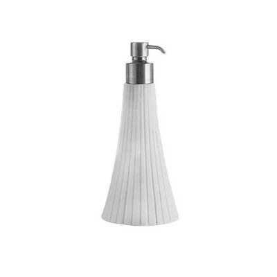 Gedy by Nameeks Madame Soap Dispenser in Matte White