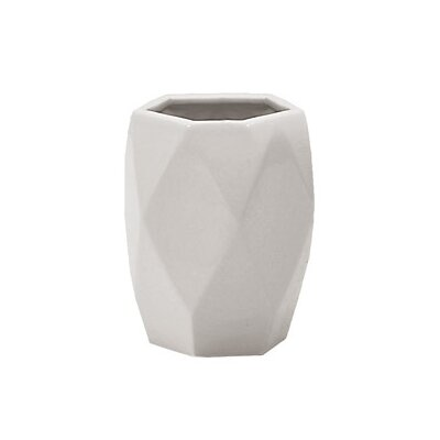 Gedy by Nameeks Dalia Tooth Brush Holder in White