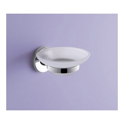 Gedy by Nameeks Felce Soap Dish in Chrome