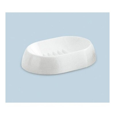 Gedy by Nameeks Portaspone Soap Dish in White