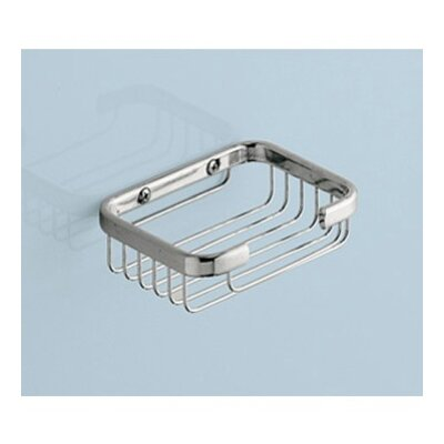 Gedy by Nameeks Wire Soap Holder in Chrome