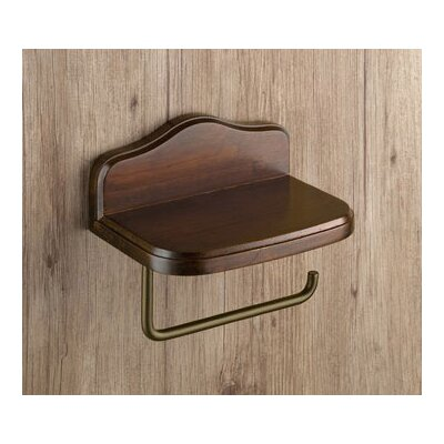 Gedy by Nameeks Montana Toilet Paper Holder with Cover