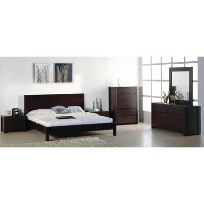 Hokku Designs Etch Platform Bedroom Collection
