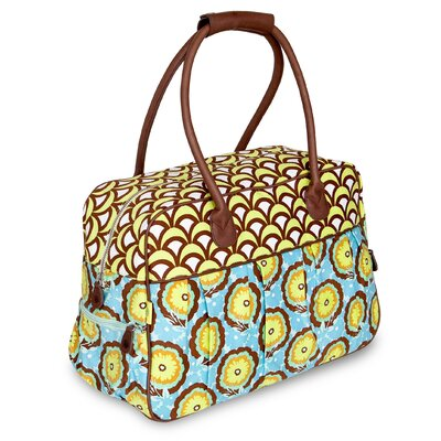 Amy Butler Dream Traveler boarding Tote