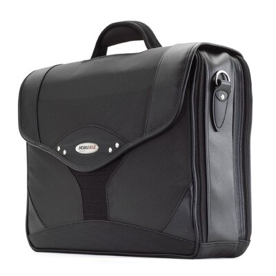"Mobile Edge 15.6"" Premium Soft-Side Briefcase"